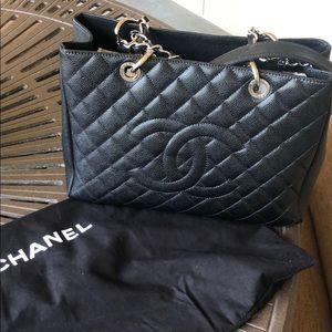 Chanel Grand Caviar Shopper GST
